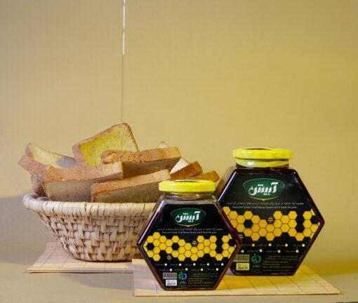 عسل درجه1 طبیعی وارگانیک آبیش آبیش