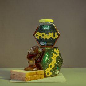 عسل طبیعی وارگانیک آبیش آبیش